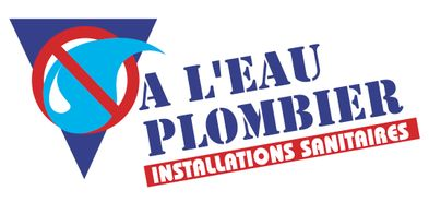 A l'Eau Plombier_logo